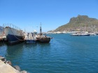 Hout Bay Harbour basin