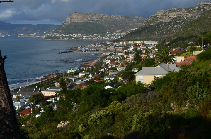 St James and Kalk Bay villages